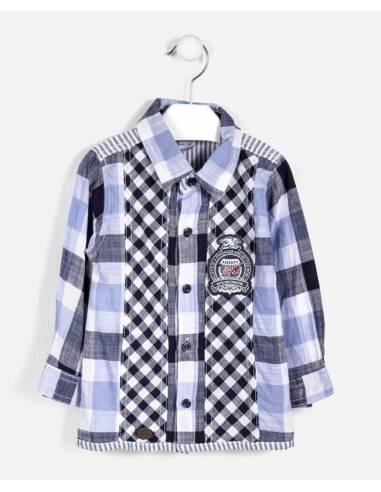 Camisa CUSIMIO KIDS manga larga 12 meses