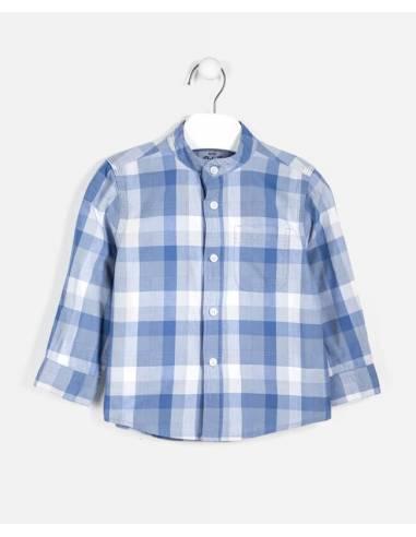 Camisa REBEL manga larga niño 3 años