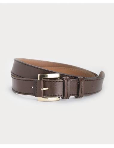 Cinturón de piel BROWN SUGAR vintage